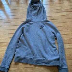 Funnel-Neck Nike Sweatshirt
